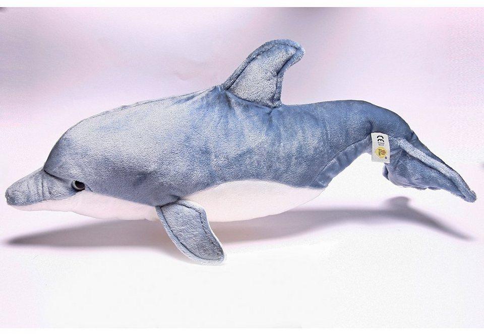 Heinrich Bauer, Plüschtier, »Delfin aus der Serie Blickfänger«