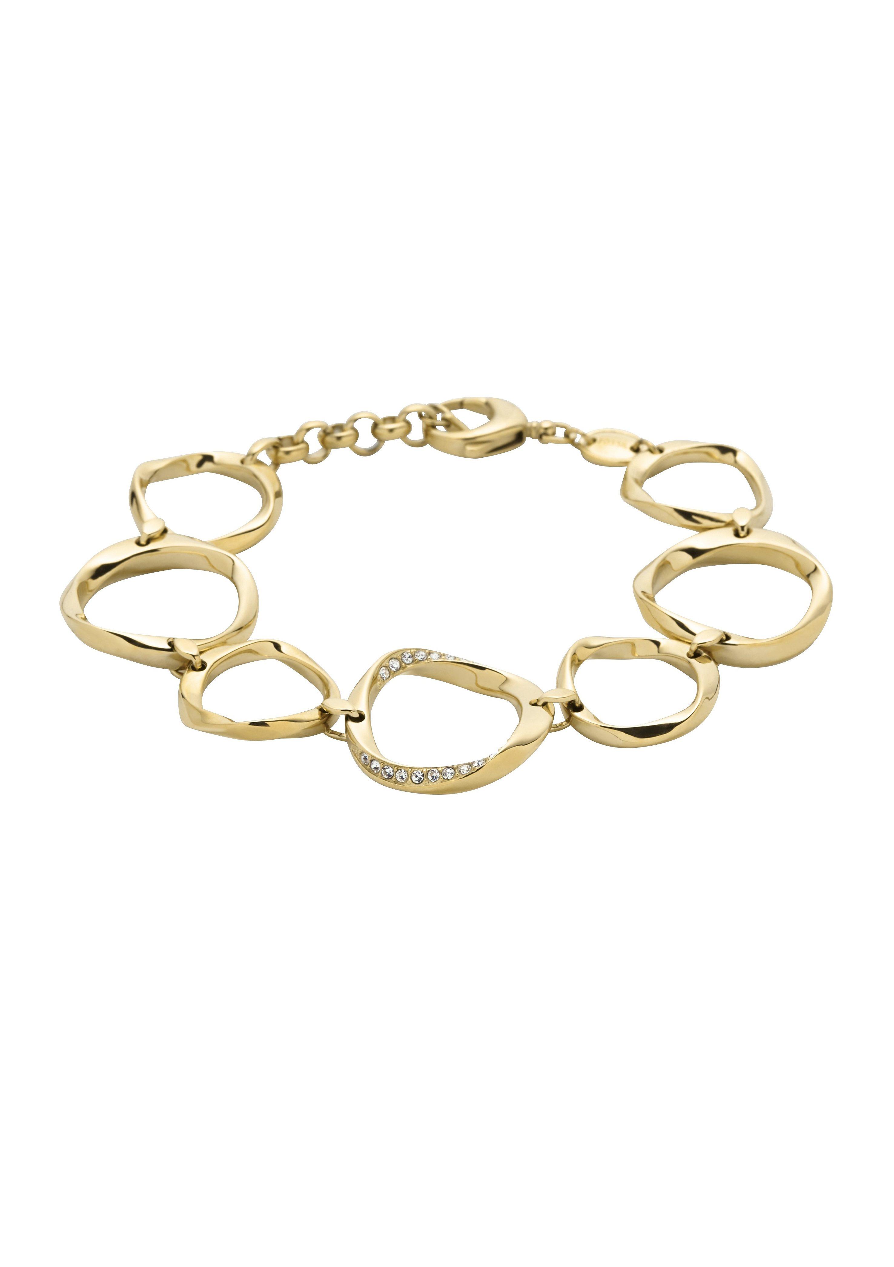 Armband, »Classic Twist, JF01612710«, Fossil