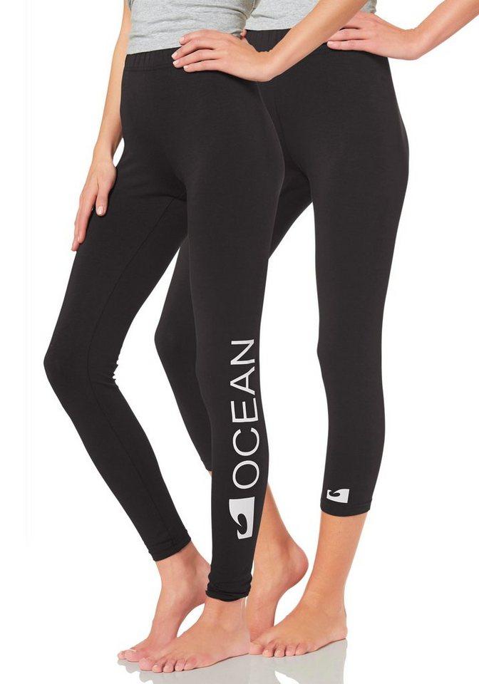 ocean sportswear leggings leggings capri leggings online kaufen otto. Black Bedroom Furniture Sets. Home Design Ideas