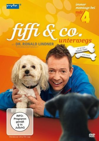 DVD »Fiffi & Co. unterwegs«
