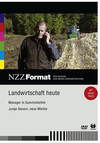 DVD »NZZ Format - Landwirtschaft heute«