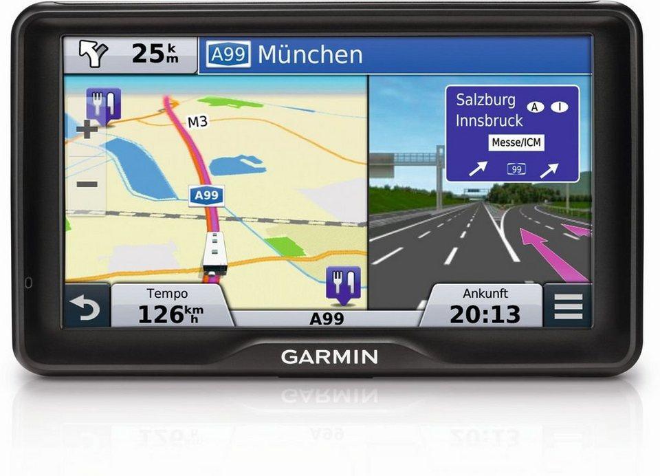 Garmin Navigationsgerät »Camper 760LMT-D« in Schwarz