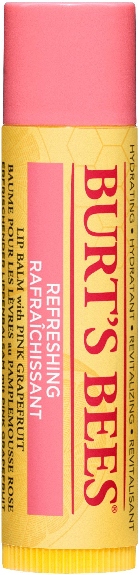 Burt's Bees, »Pink Grapefruit Lip Balm Stick«, Lippenbalsam, 4,25 g