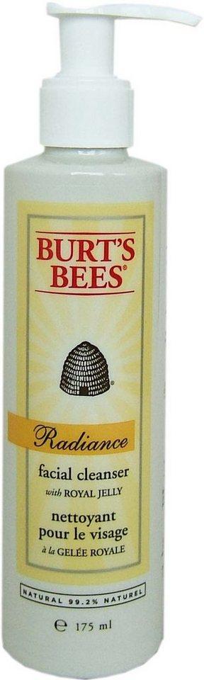 Burt's Bees, »Radiance Facial Cleanser«, Gesichtsreinigungslotion, 175 ml
