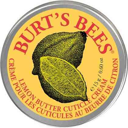 Burt's Bees, »Lemon Butter Cuticle Cream«, Nagelhautcreme, 15g