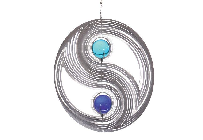 Windspiel, »Yin Yang«, ILLUMINO