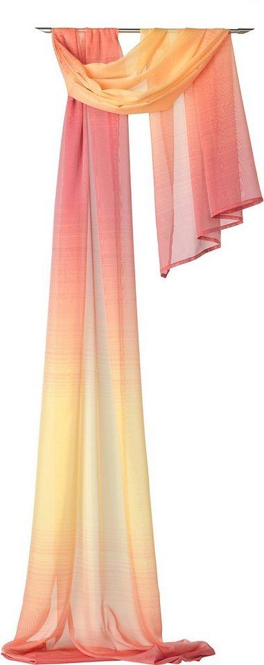Freihanddeko, Deko Trends, »Cardona-Freihanddeko« in Rot-orange