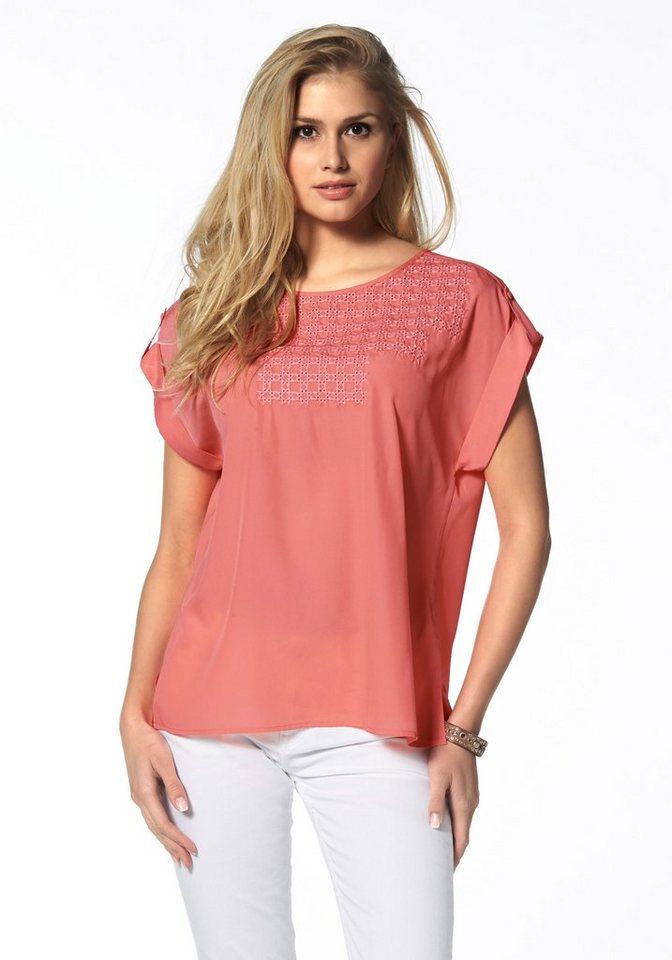 Tommy Hilfiger T-Shirt in koralle