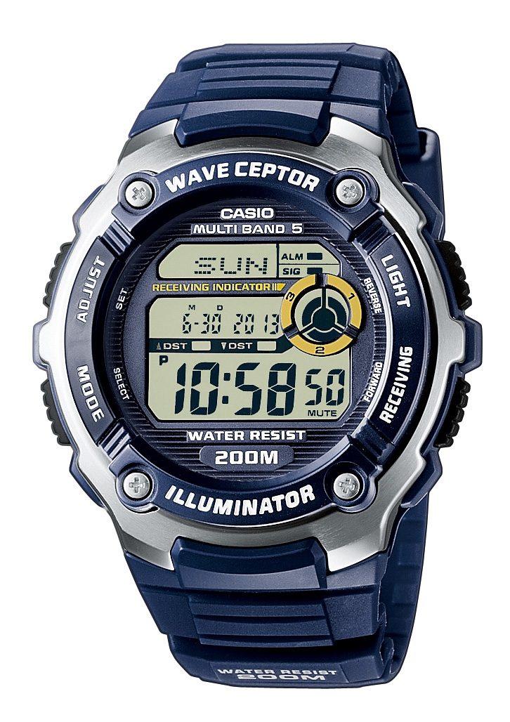 Casio Funk Funkchronograph »WV-200E-2AVEF«