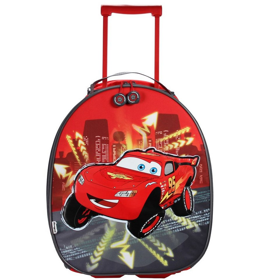 Samsonite Disney Wonder 2-Rollen Trolley 35 cm in cars dynamic
