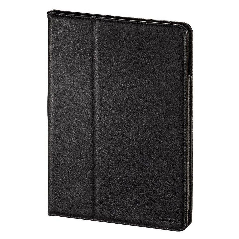 Hama Hülle für iPad Air 2 mit Standfunktion Tasche in Lederoptik »Sleeve Cover Schutzhülle Case« in Schwarz