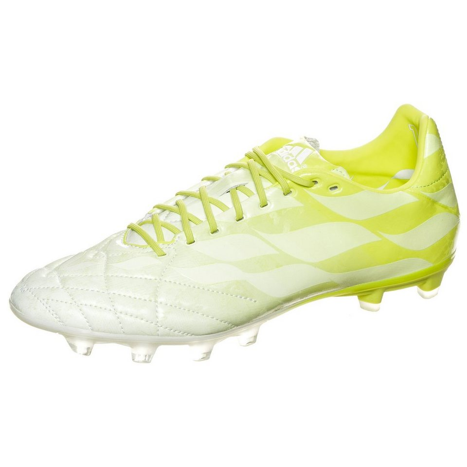 adidas Performance 11pro TRX FG Hunt Fußballschuh Herren in weiß / lime