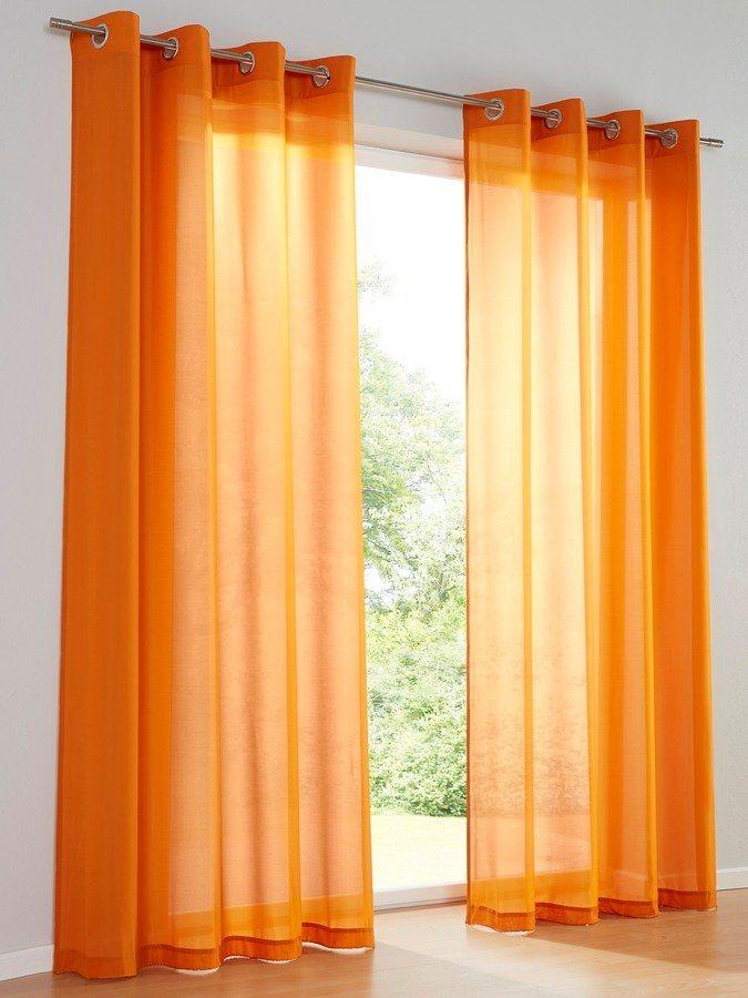 heine home Dekostore in orange