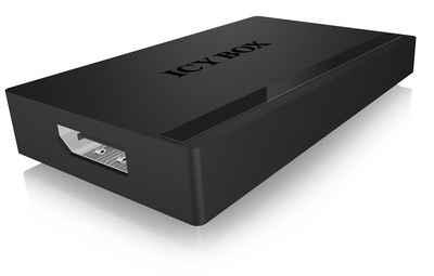 Hermsdorf Angebote Raidsonic USB 3.0 auf 4K DisplayPort 1.2 Adapter »ICY BOX IB-AC513«