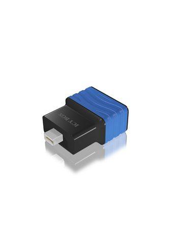 RAIDSONIC Mini DisplayPort zu VGA adapteris »ICY...