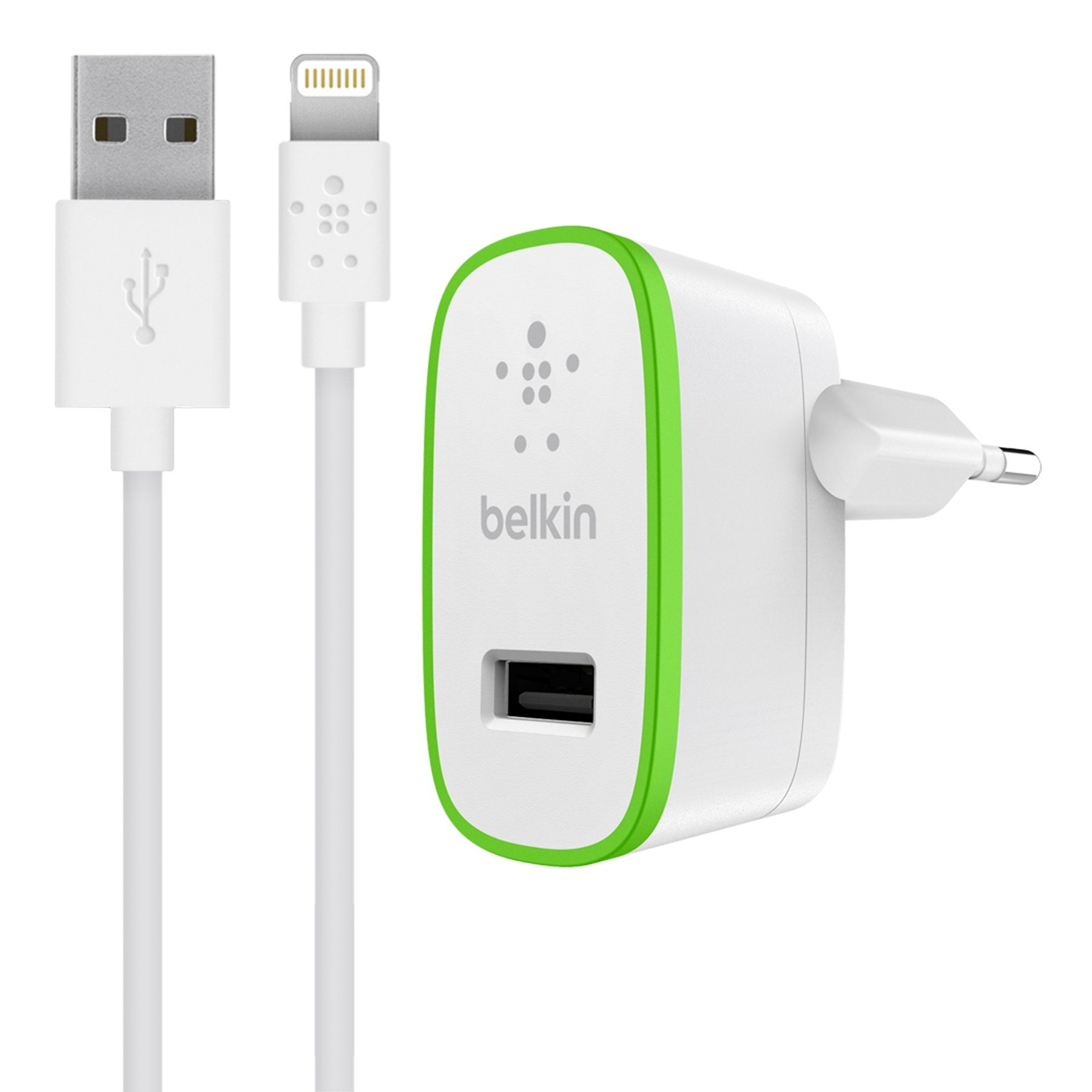 BELKIN Netzteil »CHARGER USB INCL. CABLE 1.2M«