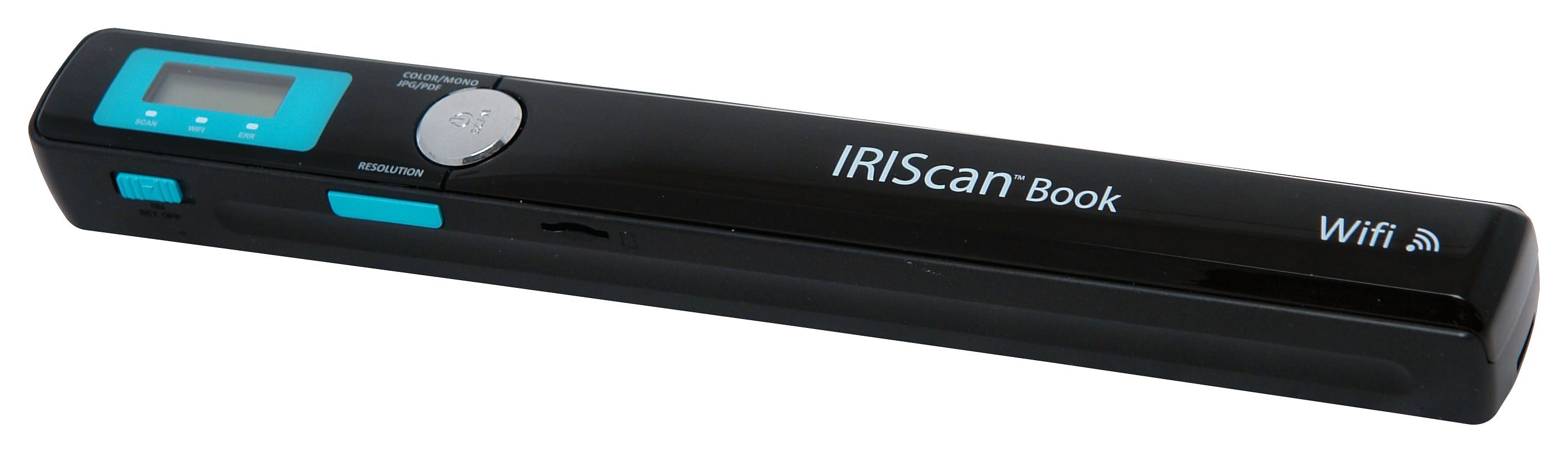 IRIS Mobiler Scanner »IRIScan Book 3 Executive WiFi (457889)«