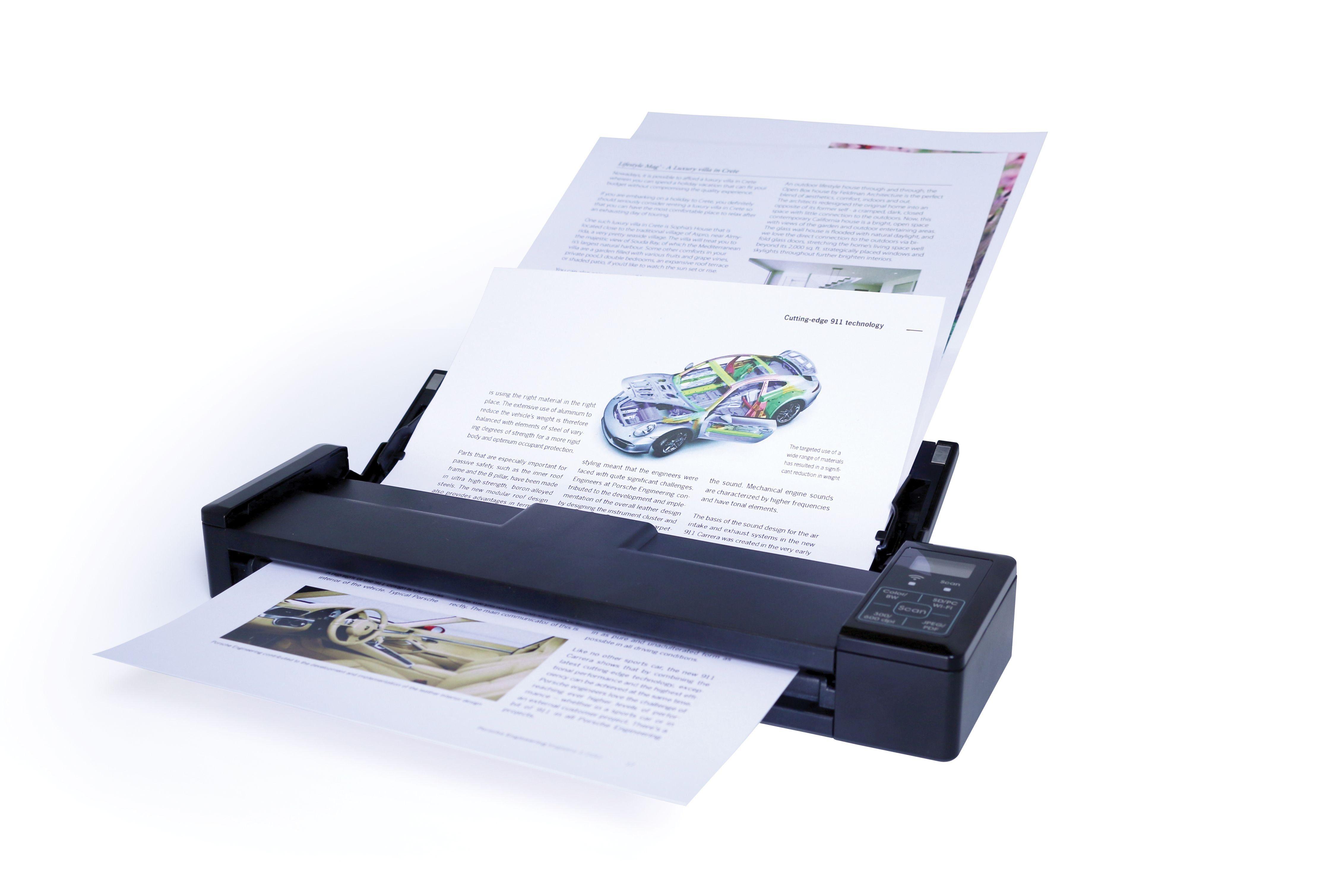 IRIS Mobiler Scanner »IRIScan Pro 3 WIFI (458071)«