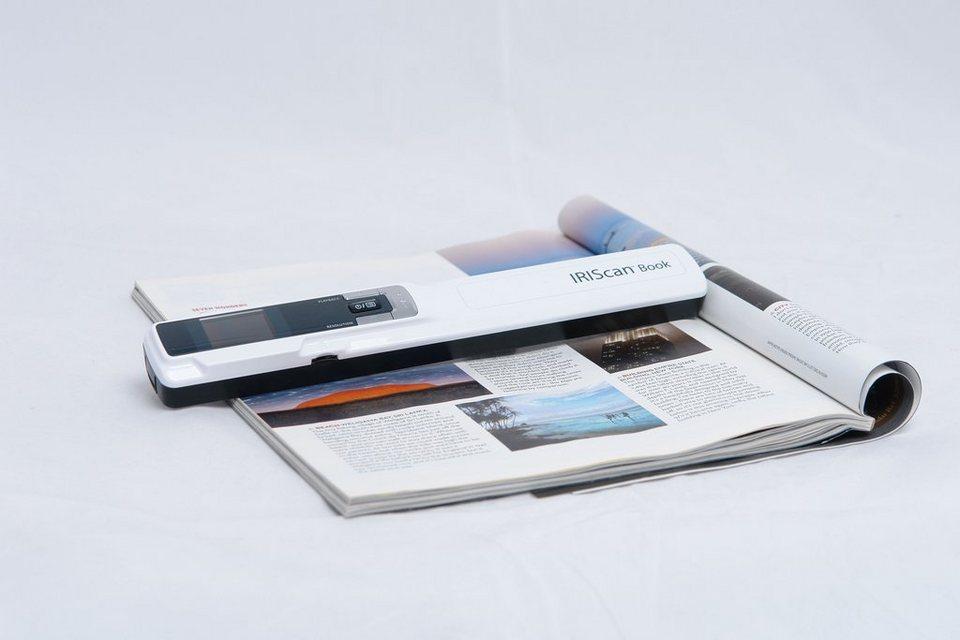 IRIS Mobiler Scanner »IRIScan Book 3 (457888)« in weiß