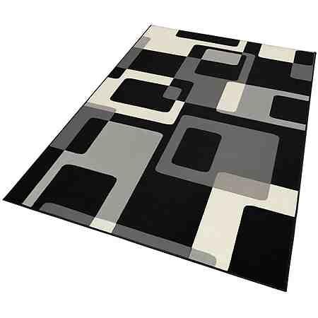Teppich »Tiznit«, Hanse Home, rechteckig, Höhe 9 mm, Retro Design