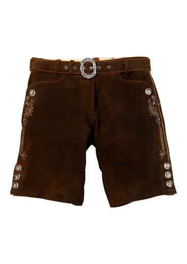 Lederhosen, Traditional Embroidery, Country Line