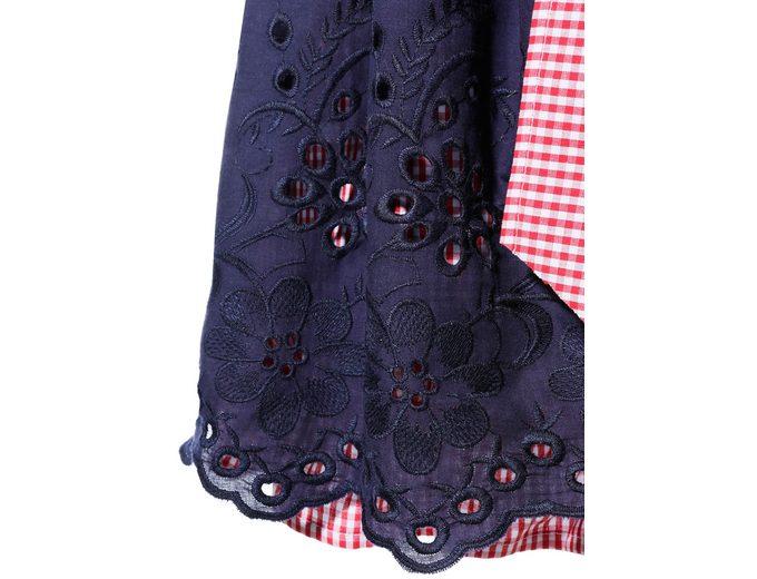 Trachtenkleid, mit Rüschen am Ausschnitt, Marjo
