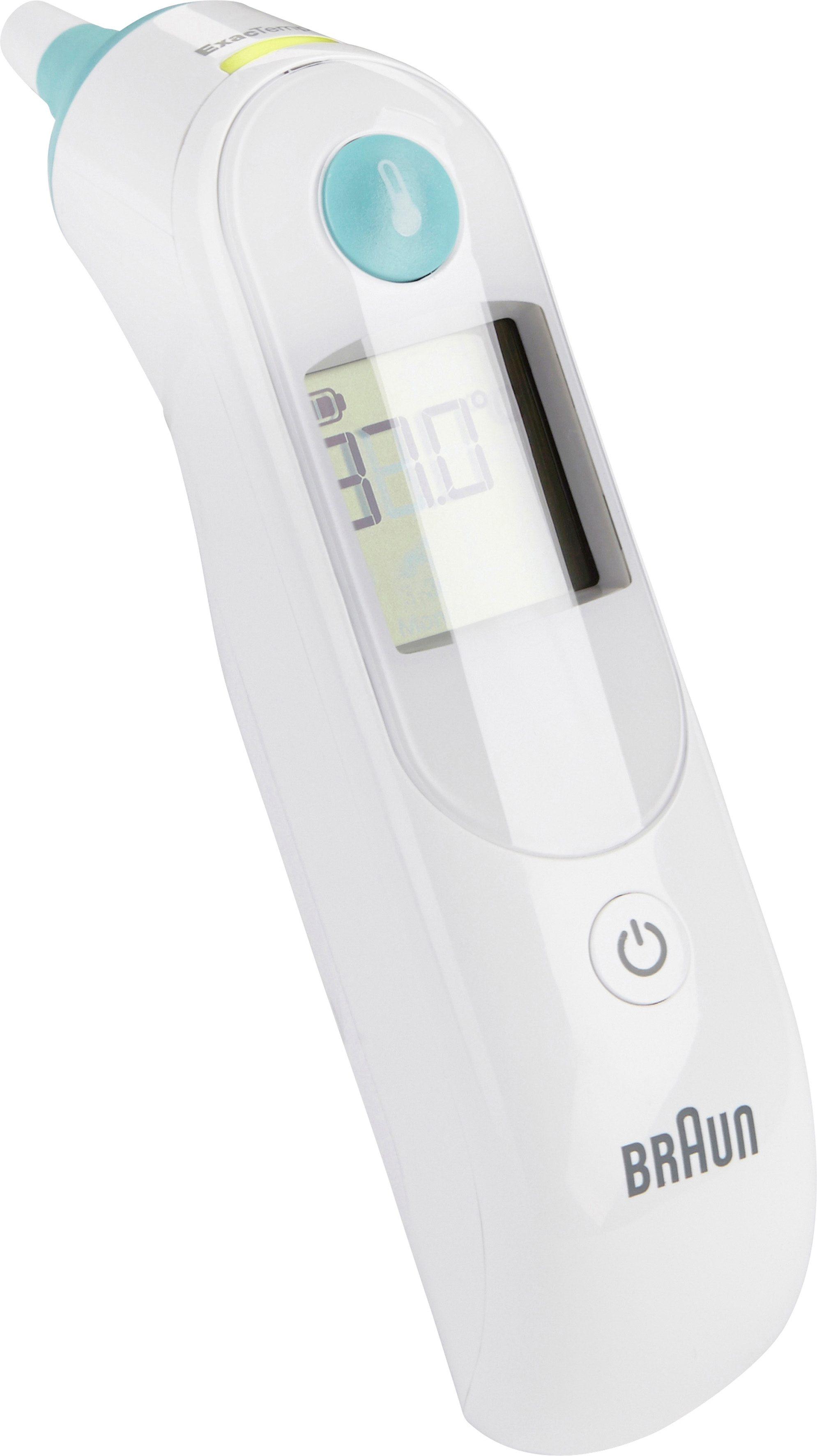 Braun Fieberthermometer ThermoScan 5 IRT6020