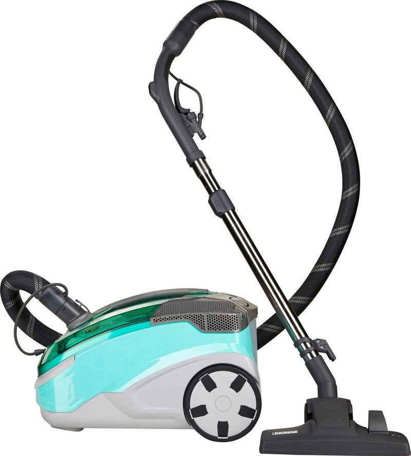 Thomas Nass-Trocken-Sauger AQUA+ MULTI CLEAN X10 PARQUET, 1600 Watt, mit Beutel, ECO-Stufe