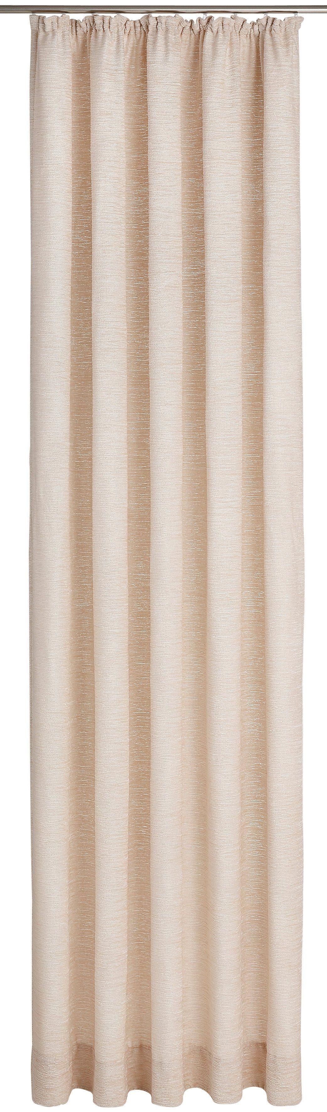 Vorhang »Trondheim 328 g/m²«, Wirth, Kräuselband (1 Stück)
