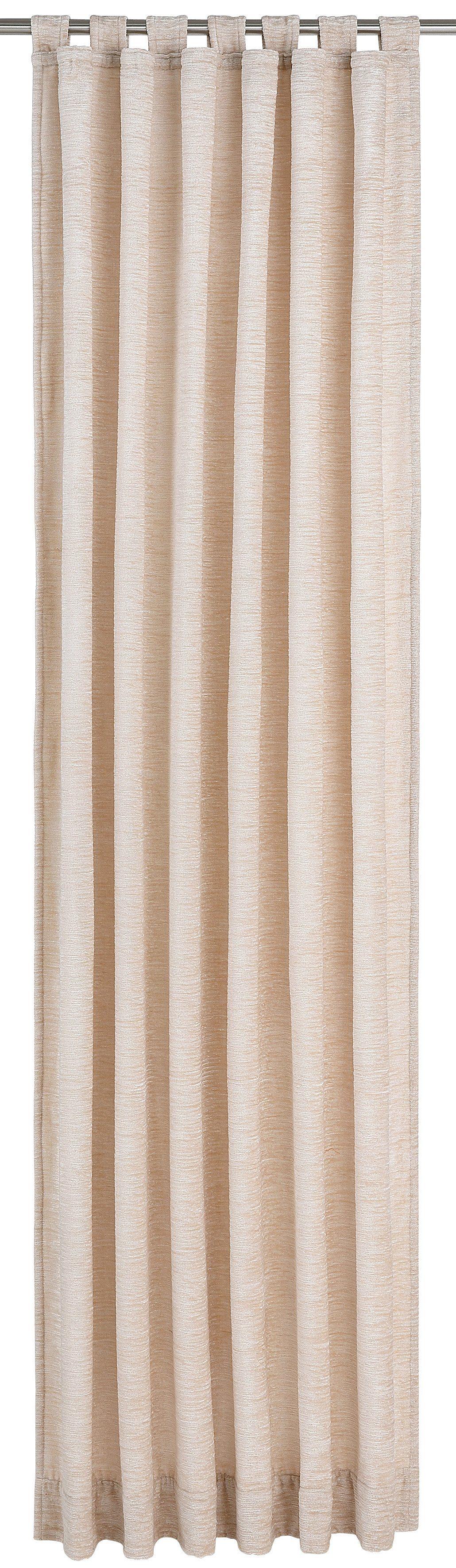 Vorhang »Trondheim 234 g/m²«, Wirth, Schlaufen (1 Stück)