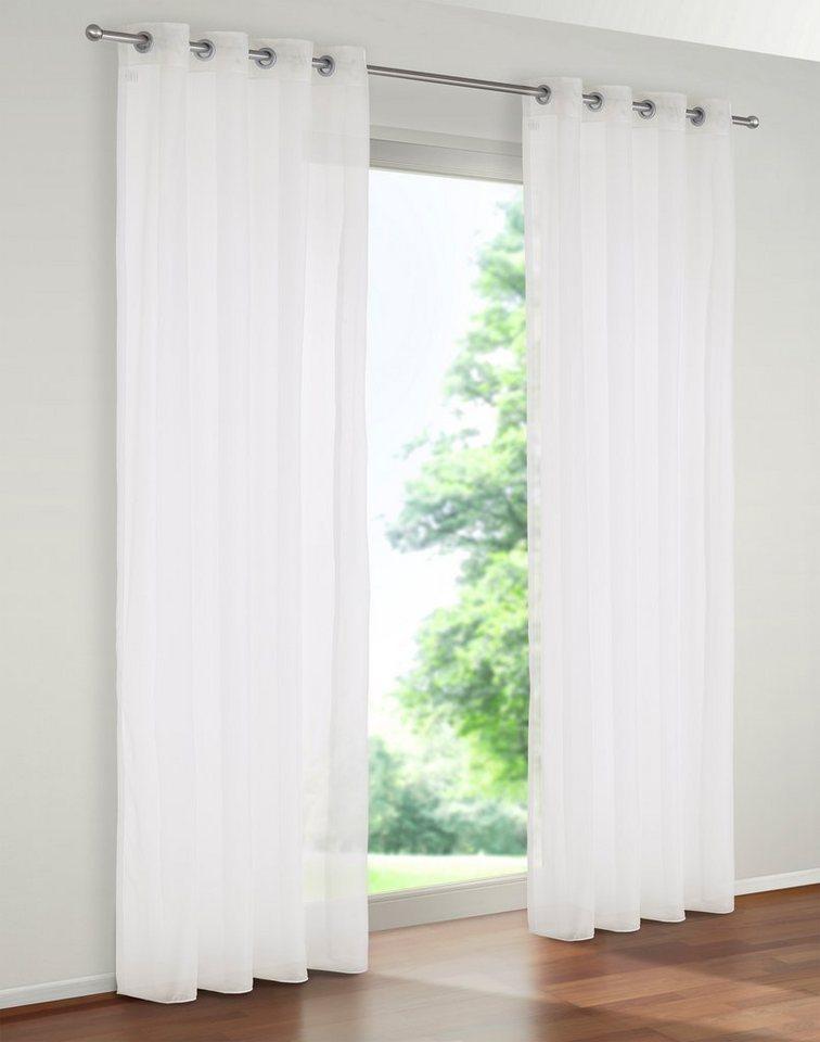 gardine xanten my home sen 2 st ck kaufen otto. Black Bedroom Furniture Sets. Home Design Ideas