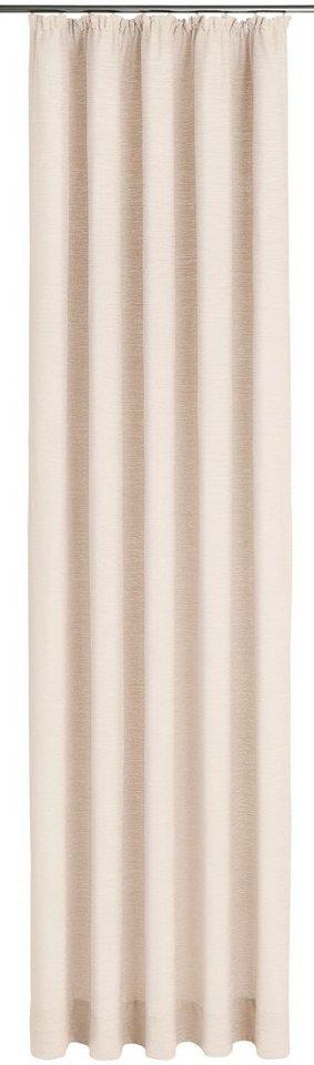 Vorhang, Wirth, »Stavanger 328 g/m²« (1 Stück) in creme