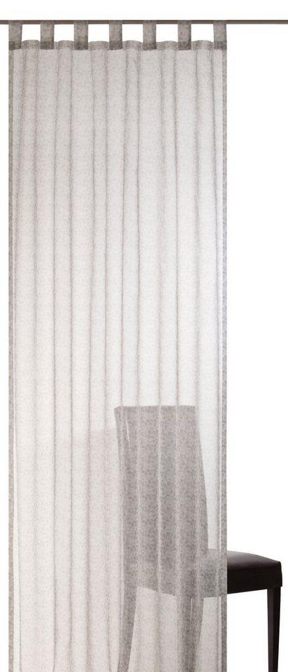 Vorhang, Elbersdrucke, »Lovely Allover« (2 Stück) in grau