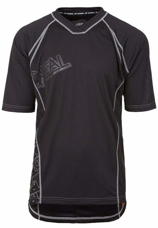 O'NEAL Radtrikot »Pin It II Enduro/FR Short Sleeve Jersey Men black« in schwarz