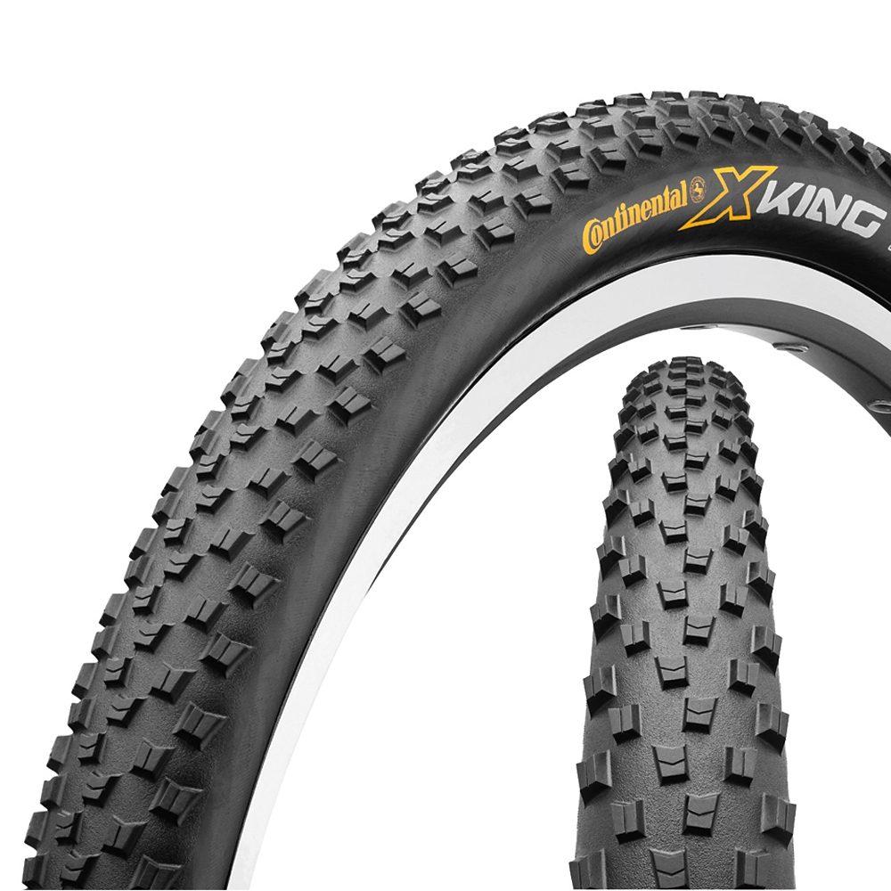 Continental Fahrradreifen »X-King RaceSport 26 x 2.4 faltbar«