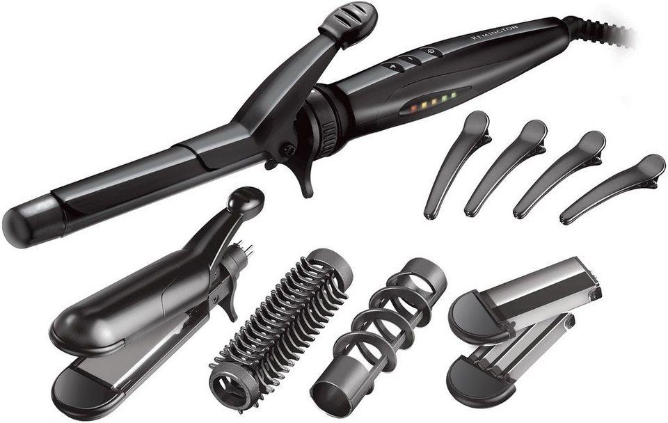 Remington 5-in-1-Multistyler »S8670« in schwarz/metallic