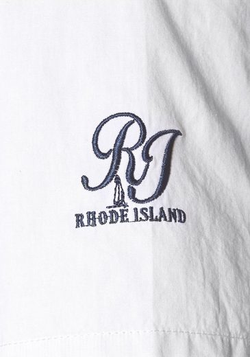 Rhode Island Kurzarmhemd