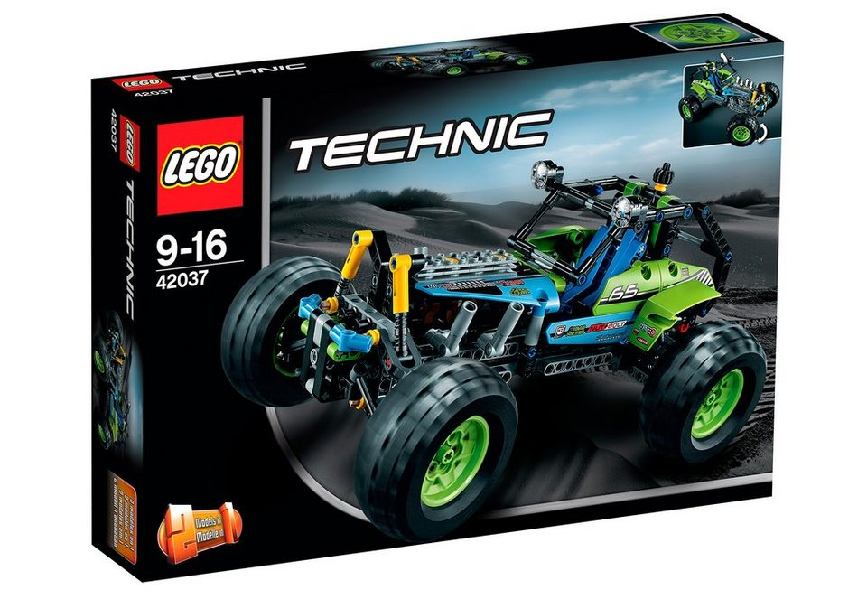 Formula Off-Roader, (42037), »LEGO® Technic«, LEGO®