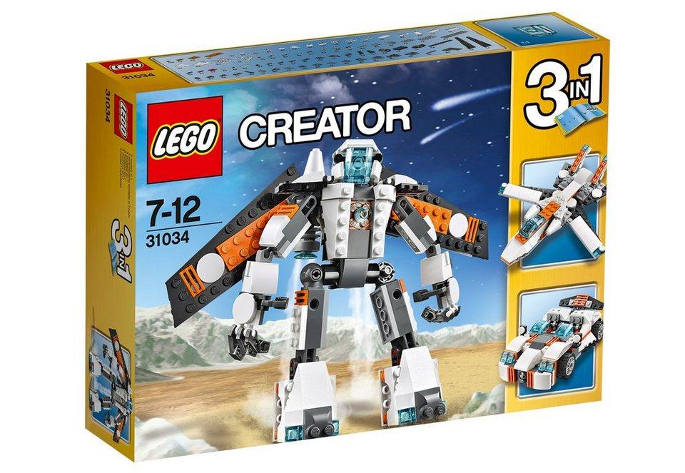 Zukunftsflieger (31034), »LEGO® Creator«, LEGO®