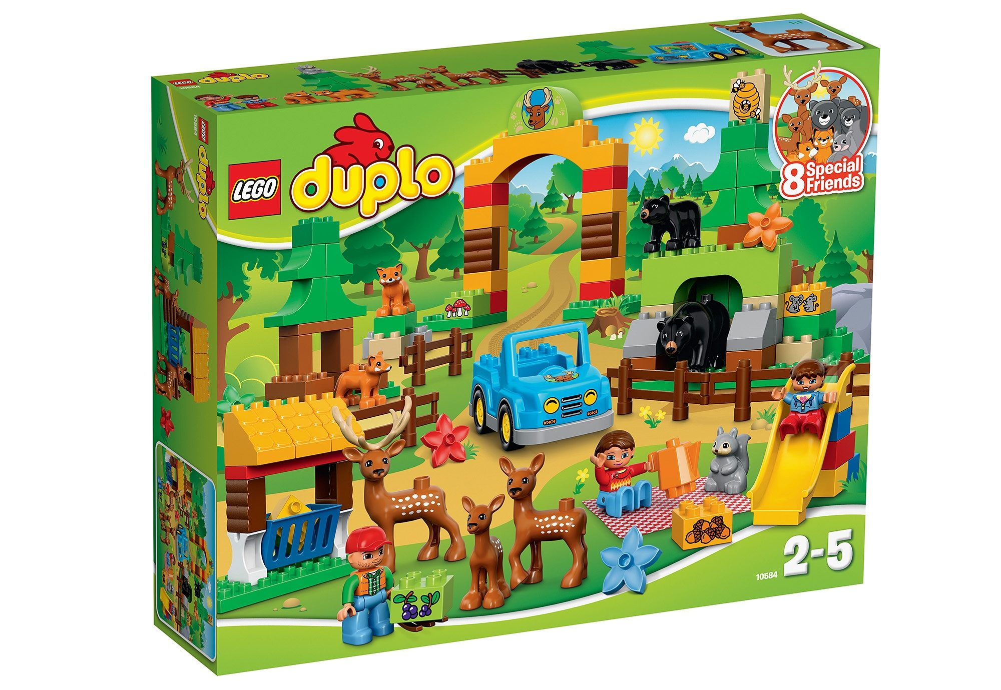 LEGO®, Wildpark (10584), »LEGO® DUPLO®«