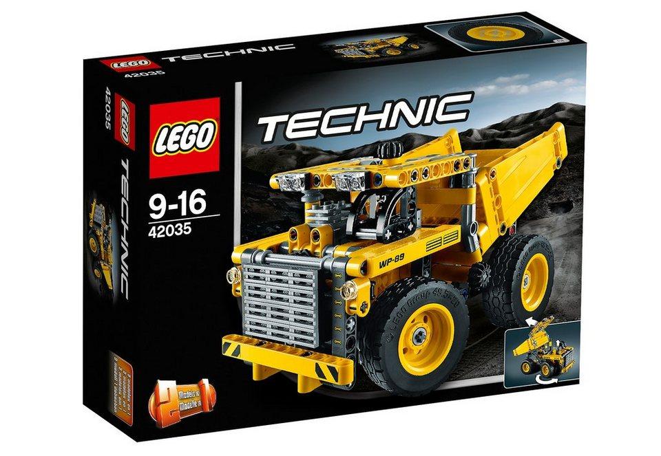 Muldenkipper, (42035), »LEGO® Technic«, LEGO®