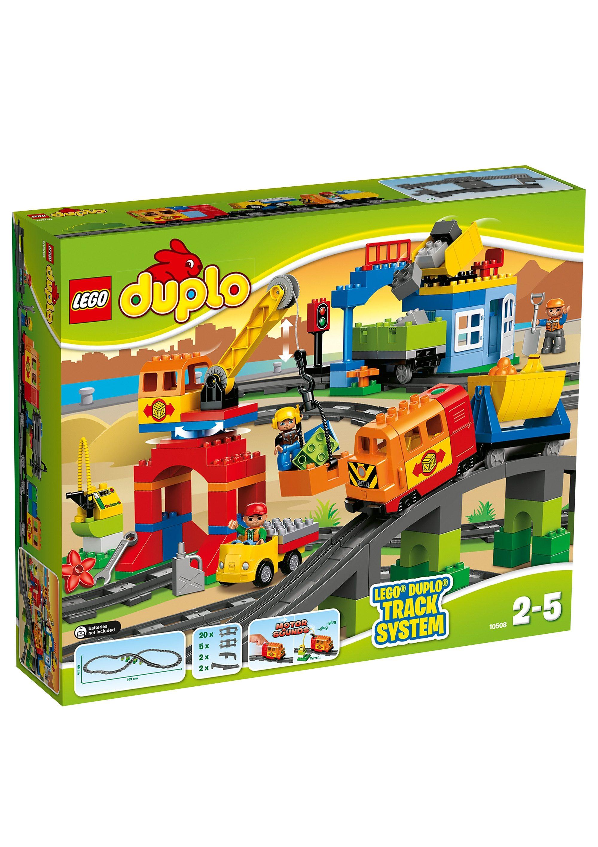 LEGO®, Eisenbahn Super Set (10508), »LEGO® DUPLO®«