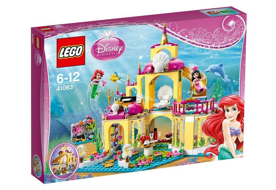 Arielles Unterwasserschloss, (41063), »LEGO® Disney Princess«, LEGO®