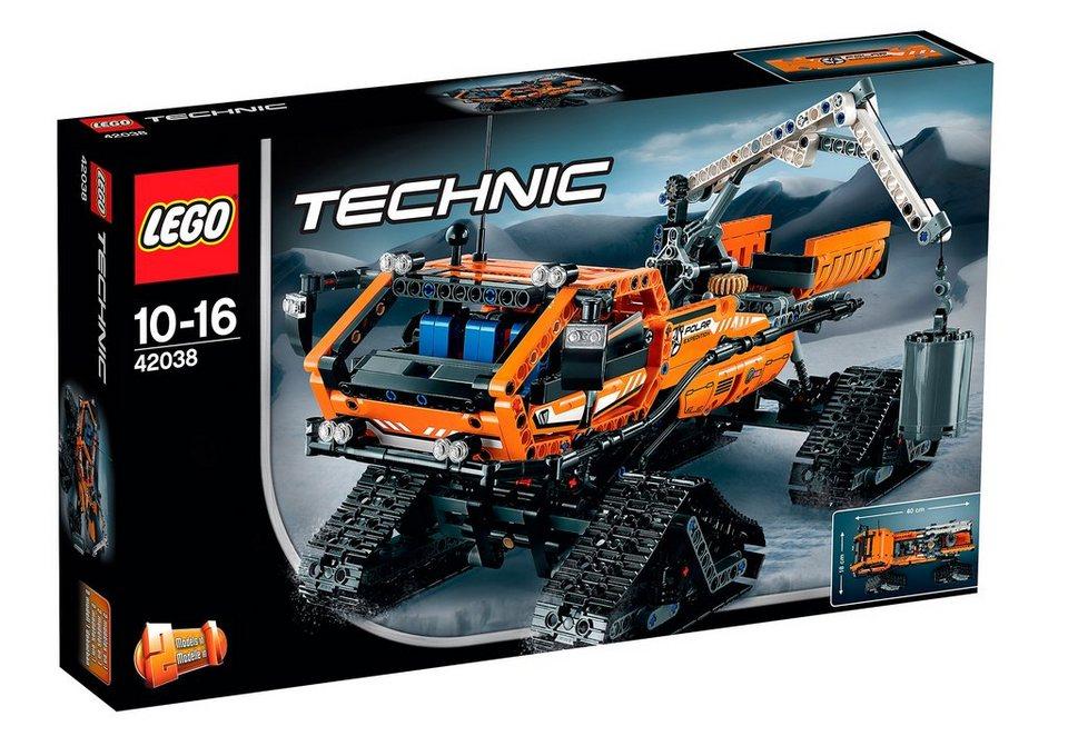 Arktis-Kettenfahrzeug, (42038), »LEGO® Technic«, LEGO®