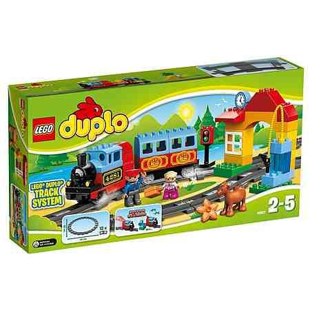 LEGO®, Eisenbahn Starter Set (10507), »LEGO® DUPLO®«
