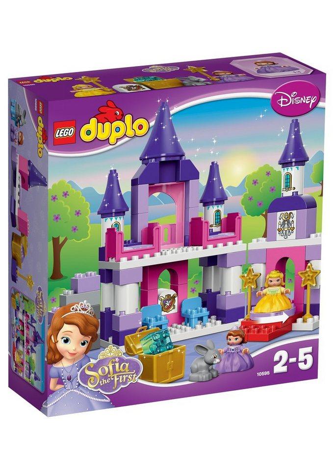 Königsschloss - Sofia the First™ (10595) , »LEGO® DUPLO®«, LEGO®