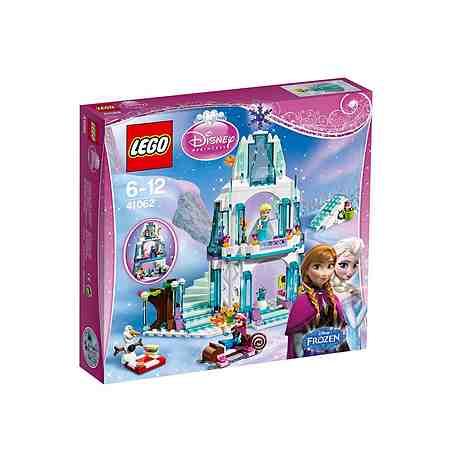 Elsas funkelnder Eispalast, (41062), »LEGO® Disney Princess«, LEGO®