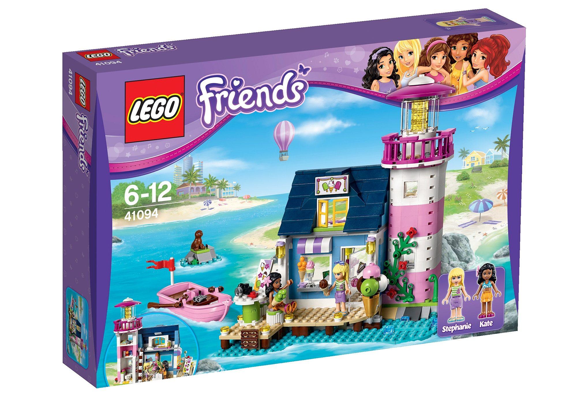 Heartlake Leuchtturm, (41094), »LEGO® Friends«, LEGO®
