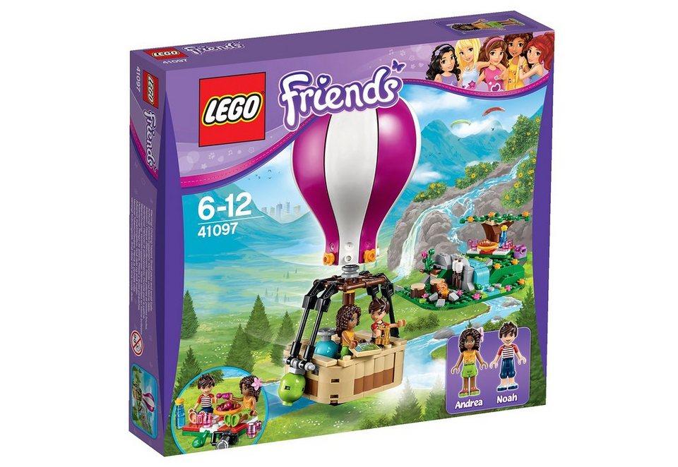 Heatlake Heißluftballon, (41097), »LEGO® Friends«, LEGO®