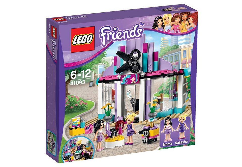 Heartlake Friseursalon, (41093), »LEGO® Friends«, LEGO®